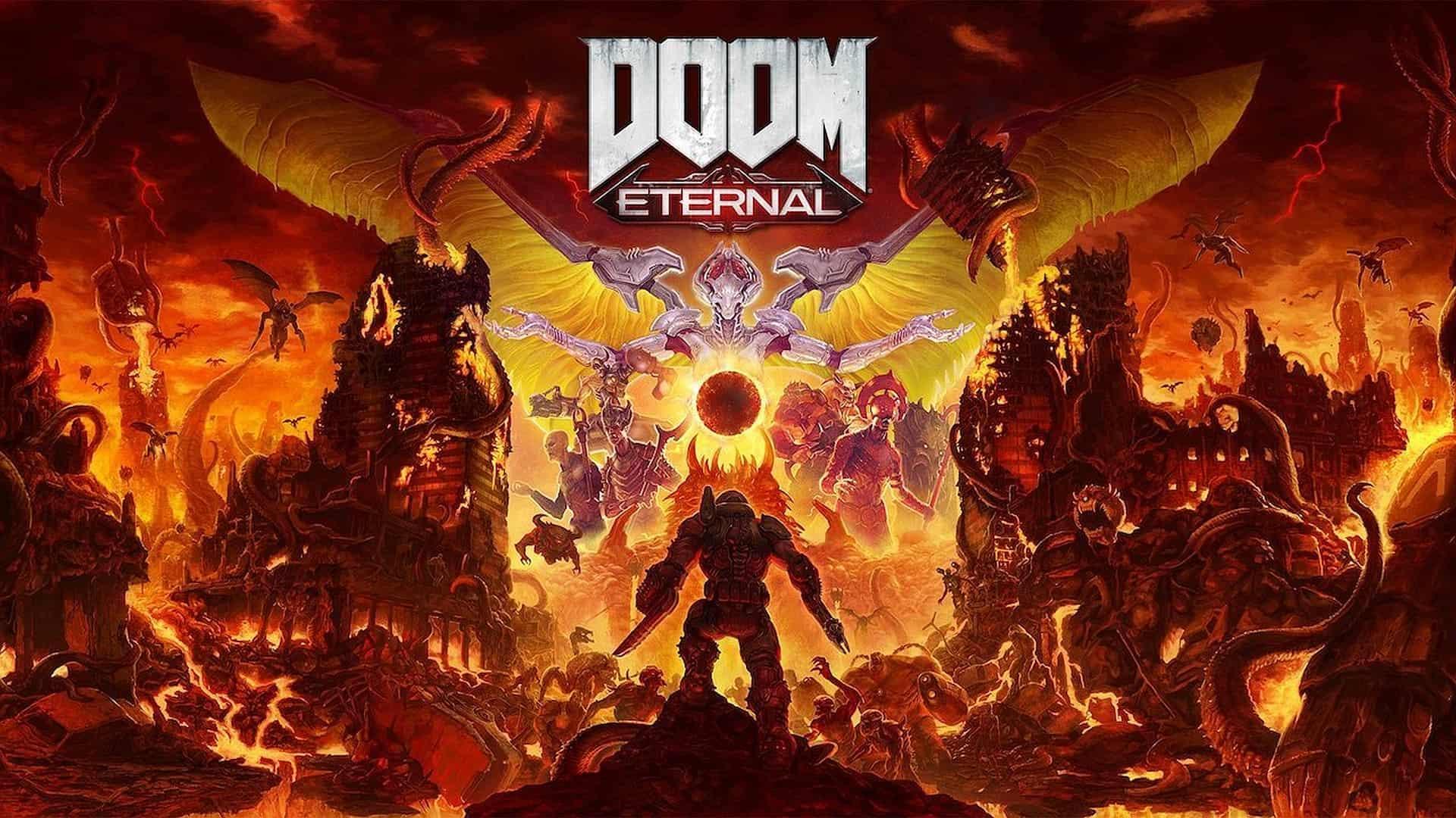 مراجعة Doom Eternal