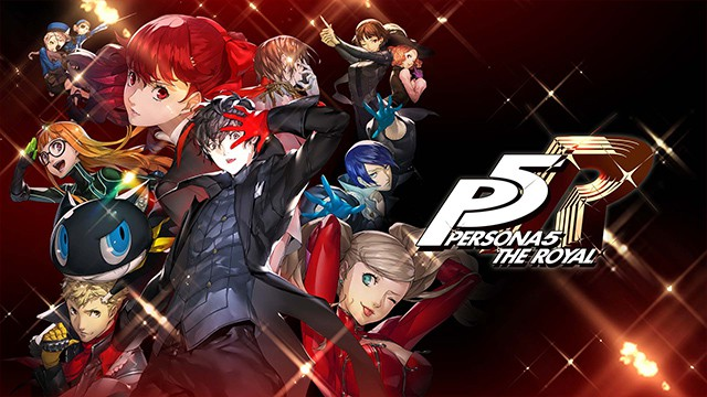 مراجعة لعبة Persona 5 royal