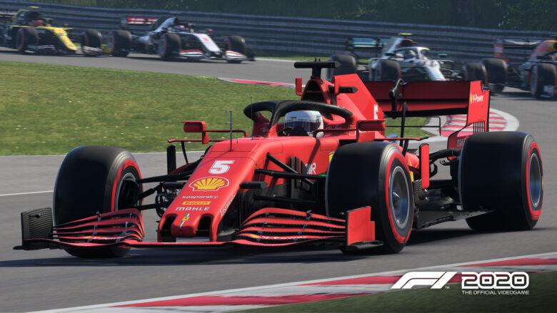 مراجعة وتقييم لعبة F1 2020