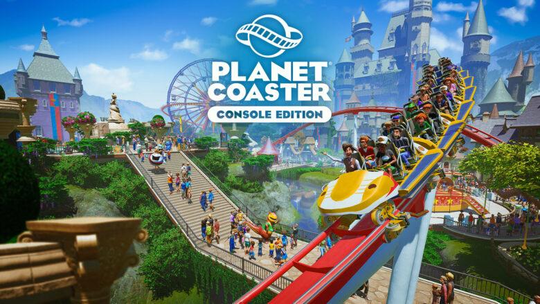 مراجعة لعبة Planet Coaster Console Edition